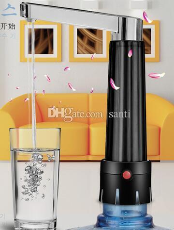 Hot Easy Pump Water to the Bottle Erogatore di acqua elettrico con batterie acqua potabile ricaricabili