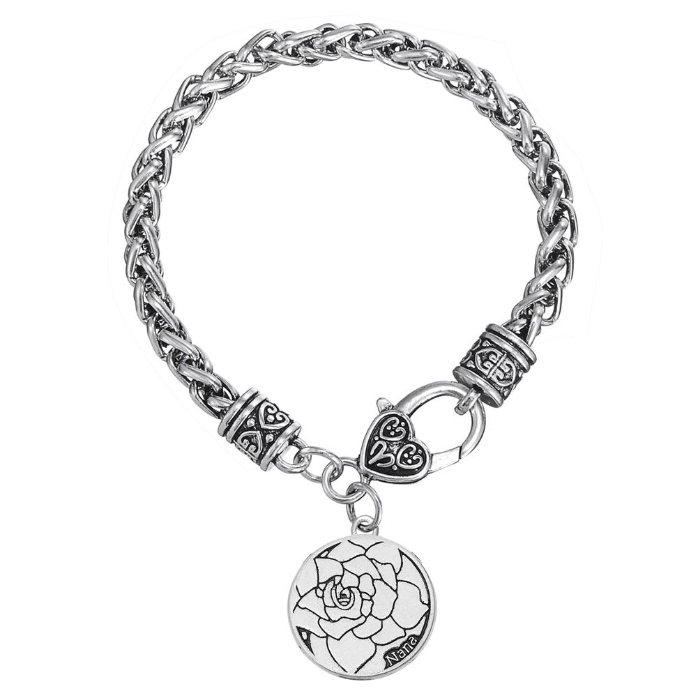 2018 my shape wiccan jewelry series lotus flower pendant wheat chain 2018 my shape wiccan jewelry series lotus flower pendant wheat chain jewelry for man and woman bracelets from kikijewelry 1773 dhgate izmirmasajfo Images