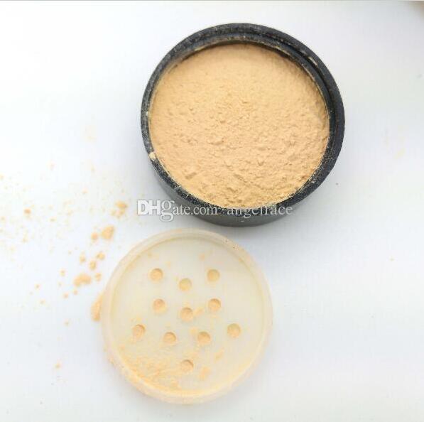 Ben Nye Banana en polvo Botella de 1.5 oz Auténtico y lujoso maquillaje facial Kim Kardashian Botella Polvo de lujo Poudre Plátano Polvo suelto barato