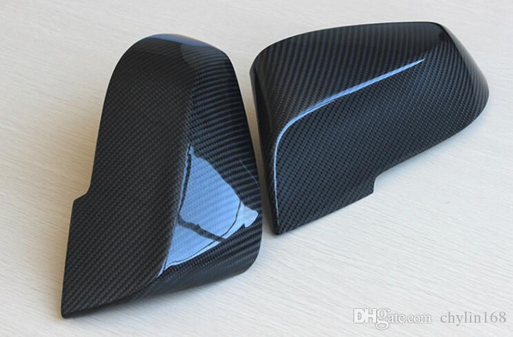 Copri specchietti retrovisori laterali in fibra di carbonio di ricambio BMW 2013 2013 2014 1 2 3 4 X Serie F20 F22 F23 F30 F32 F33 X1 E84