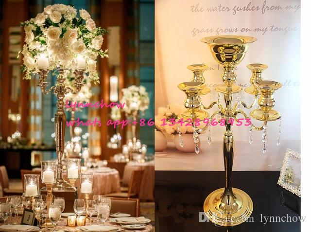 H cm w heads crystal candelabra candle holder