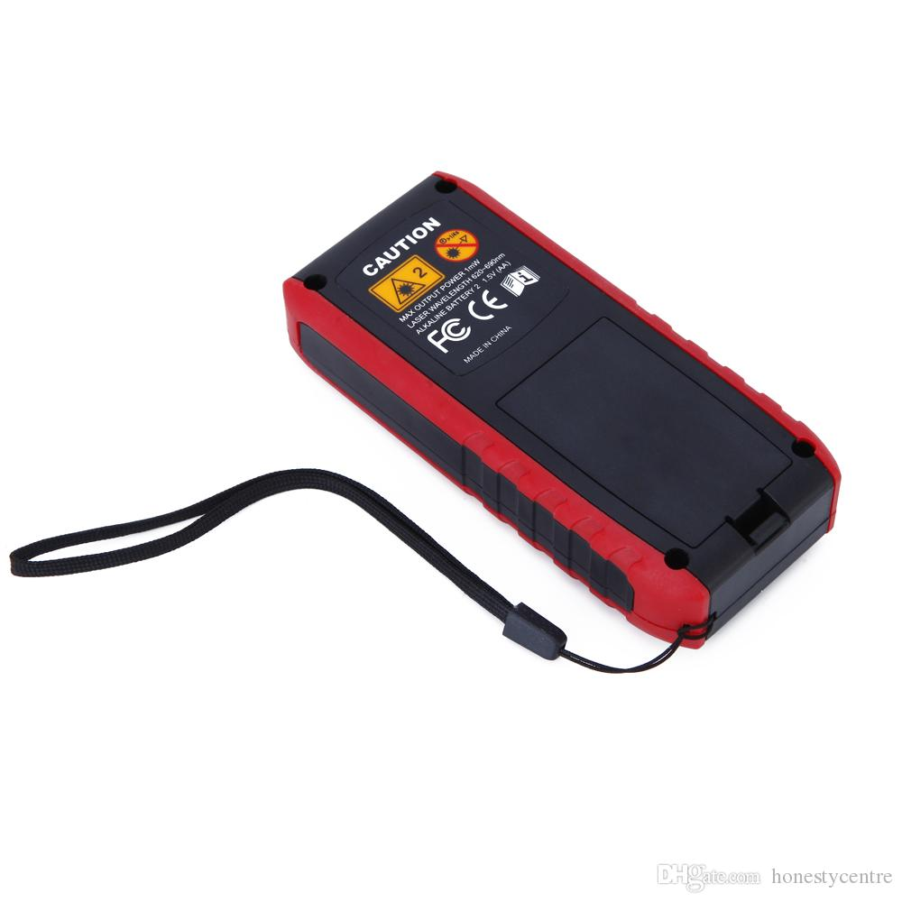 by dhl/fedex 100m portable electronic digital laser power range finder Area Volume Measurement