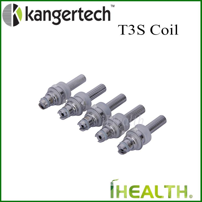 Kanger T3S Ersatzspulenkopf 100% Original Spuleneinheit für MT3S T3S Ersatzspulenkopf 1,5 1,8 2,2 2,5 Ohm