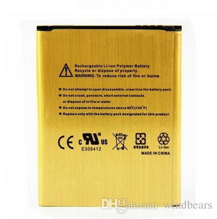 2850mAh EB-L1G6LLU Batteria d'oro Samsung Galaxy S3 I9300 I535 I710 L710 T999 Galaxy Victory 4G LTE L300 Batterie Bateria