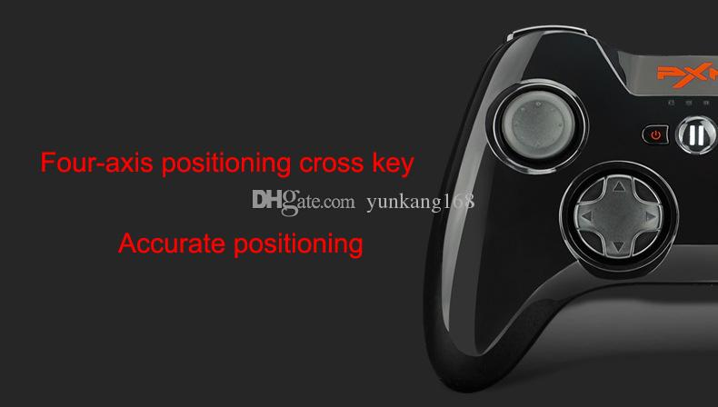 El controlador inalámbrico de juegos Strike of Kings, autorizado por MFI, para Apple. El teléfono Bluetooth para juegos dedicado a Apple maneja ios compatibles para Appple para Iphone