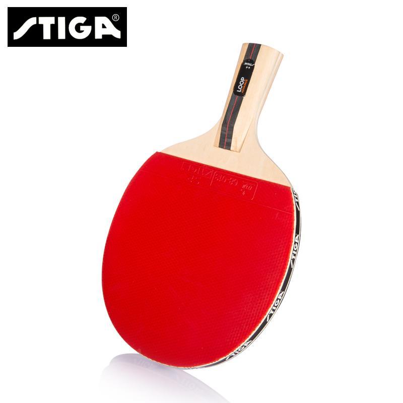 e44e890963d Genuine Stiga Loop Table Tennis Racket Ping Pong Raquete For ...