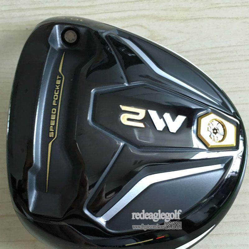 New mens Golf clubs M2 Golf driver 9.5 or 10.5Loft Graphite driver shafts R or S Golf shafts and driver headcover