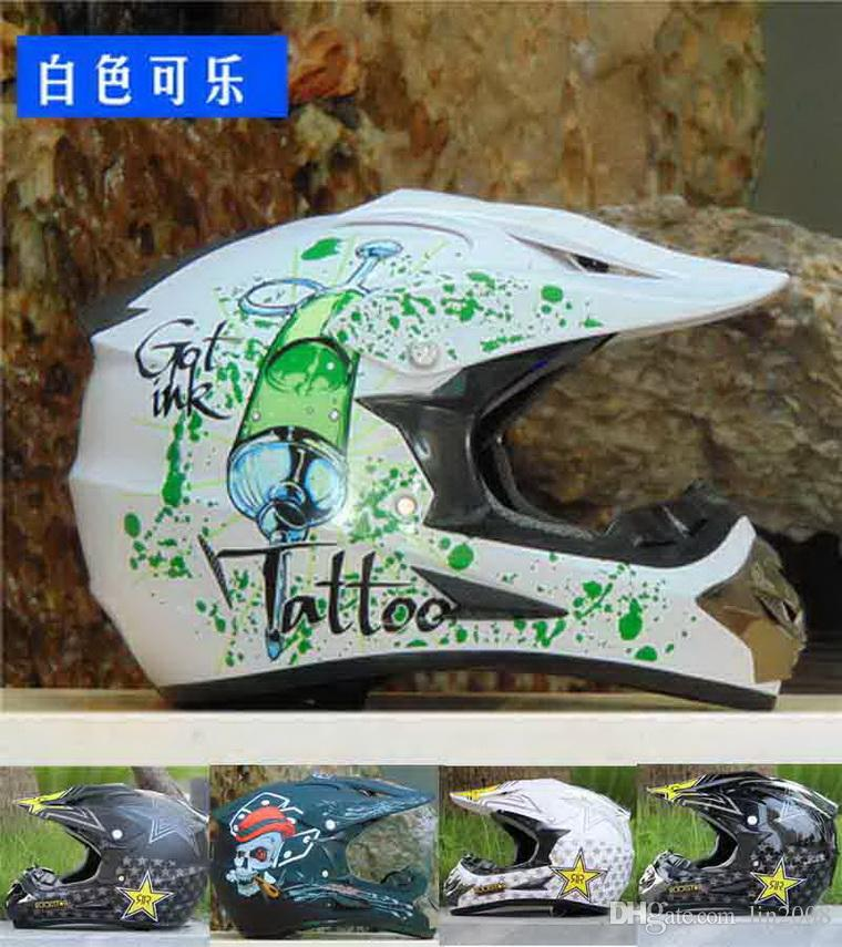 WLT-125 off-road riding helmet Cross country road racing motorcycle safety  helmets of ABS Have more colors Head circumference size 53-60 cm