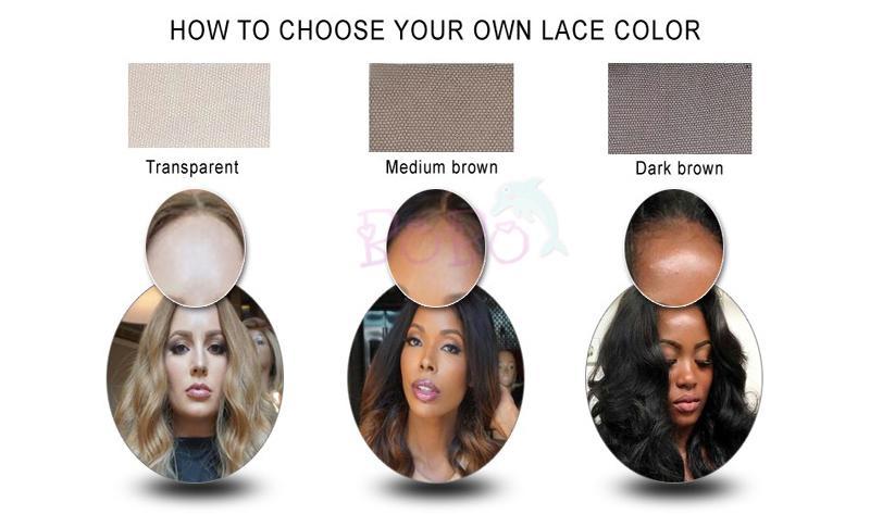 Ön Koparıp Tam Dantel İnsan Saç Peruk 8-26 Inç Doğal Renk Remy Brezilyalı Kinky Kıvırcık Peruk Bebek Saç Ile