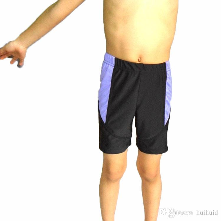 d44727802 Compre Traje De Baño De Los Niños Traje De Baño Troncos De Natación Del  Bebé Para Los Jóvenes Estudiantes De Cuhk Troncos De Natación Boxeador 068  A  5.03 ...