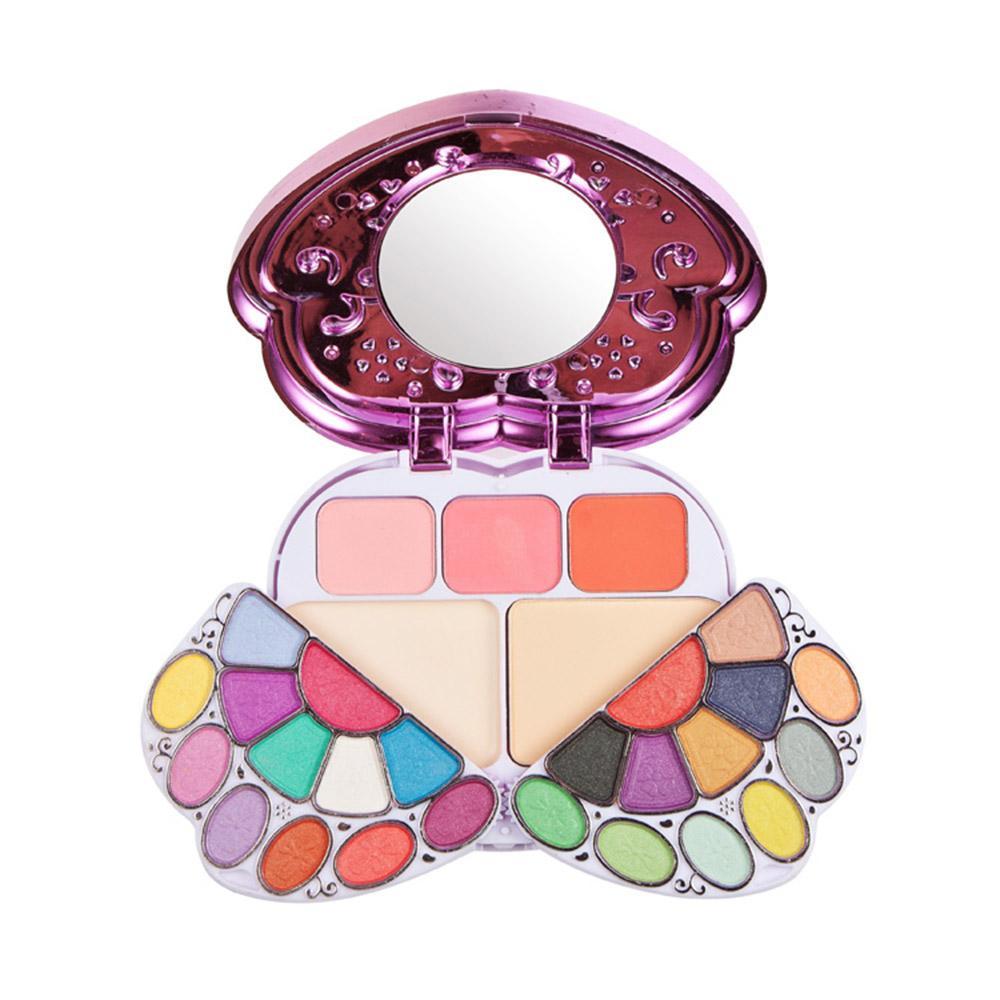Nouvelle Arrivée Maquillage Palette Set Fard à Paupières Lipstick Fondation Poudre Blush Avec Petit Miroir À L'intérieur Professionnel Maquillage Ensemble