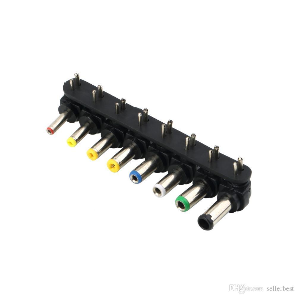 Evrensel Laptop Şarj Dizüstü Güç Adaptörü Harici Şarj 96 W Ayarlanabilir Gerilim 12-24 v HP DELL IBM Lenovo ThinkPad için AB / ABD / İNGILTERE / AU