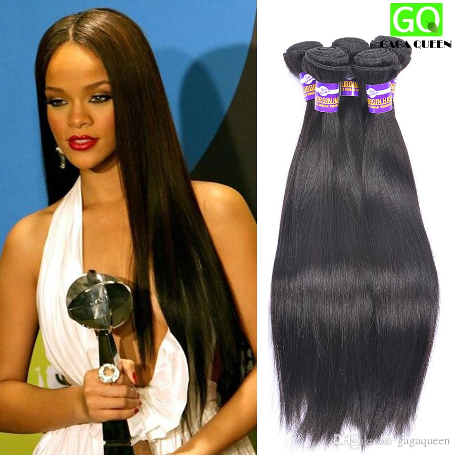 Indian Remy Human Hair Silky Straight Hair Products Indian Straight