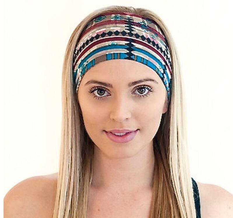 Online Cheap Hot Women Girls Headbands By Hippie Runner