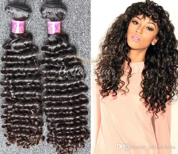 8a Indian Hair Extensions 10 24 Inch Human Hair Weft Natural Color