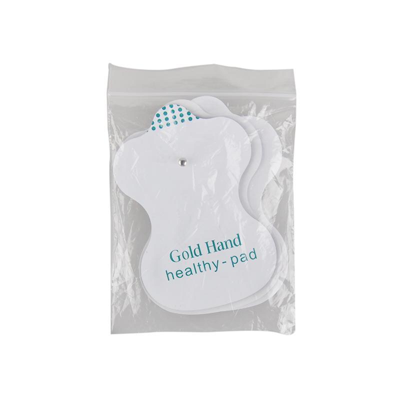 Pad elettrodi pad sano retroilluminazione decine agopuntura terapia digitale macchina massaggiatore terapia macchina massaggiatore sanità 0613010