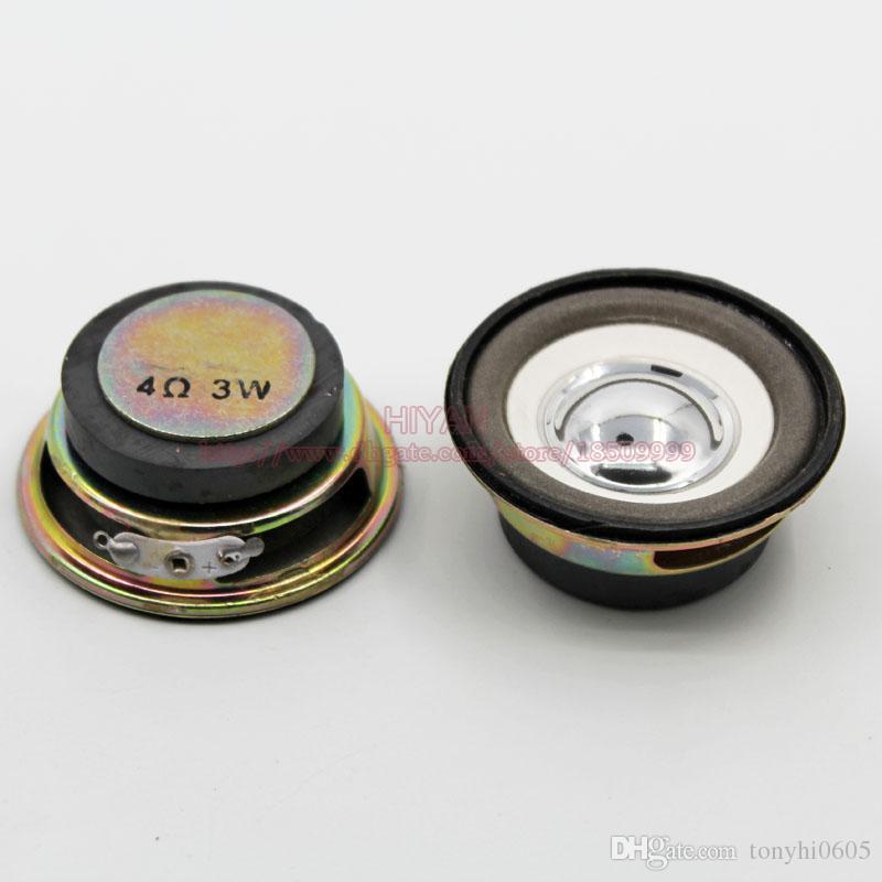 4 Ohm 3W 3Watt 50MM Mini Coke Cans Speaker 36MM External Magnetic ...
