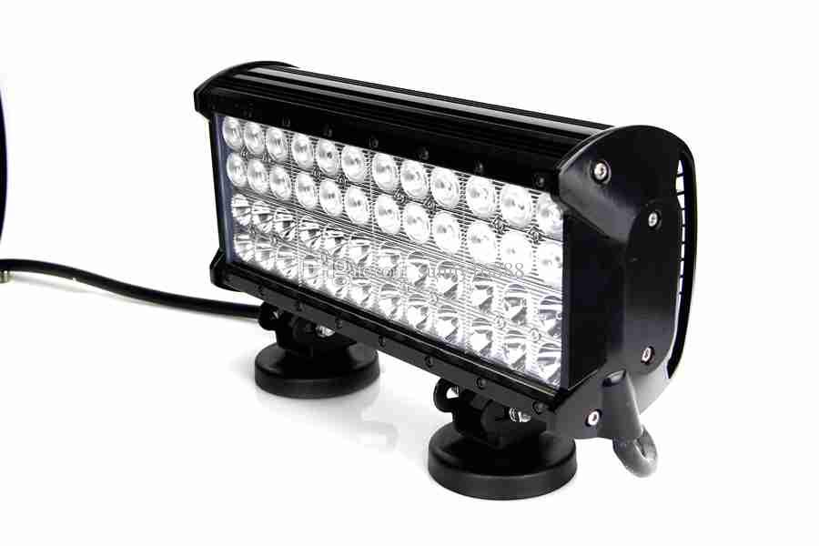 12 inç 144 W 10080LM dört satır kapalı yol led ışık çubuğu, cree off road led ışık çubuğu, 4x4 12 v