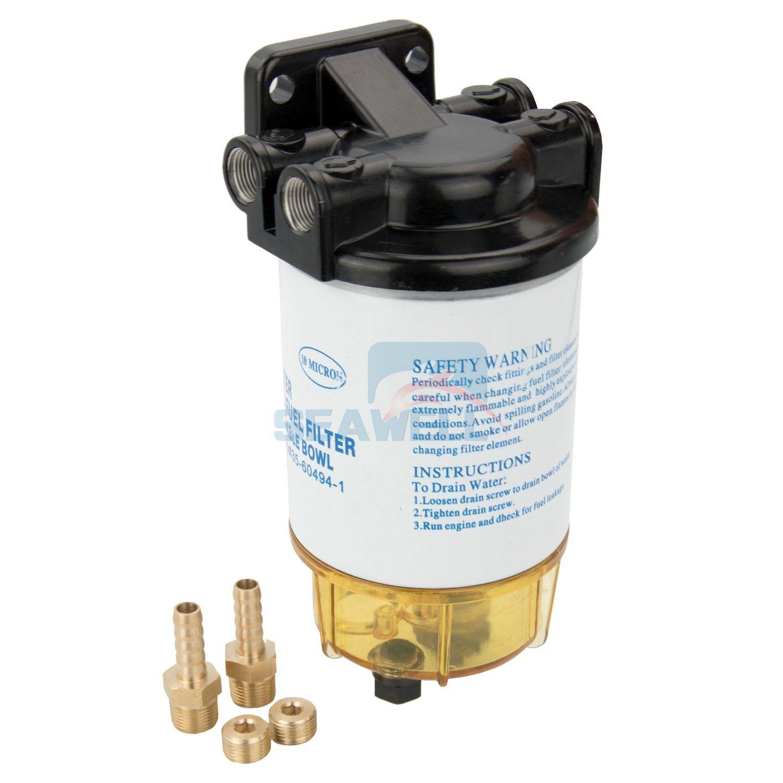 2018 Boat Fuel Filter Marine Fuel Water Separator Mercury Outboard