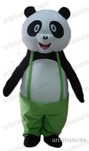 AM8929 Adult Size Lovely Panda Mascot Costume Cartoon Mascot Costumes For  Kids Birthday Party Custom Mascots At Arismascots Character Design Queen Of  Hearts ...