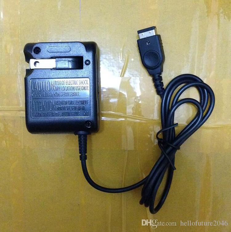 GBA SP 유니버설 핫 세일을위한 NDS를위한 Nintendo Gameboy Advance의 홈 월 휴대용 충전기 AC 어댑터