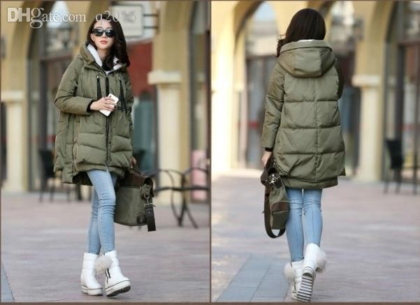2016 good quality winter clothing Down cotton-padded jacket Long coats hooded cotton-padded clothes Female code loose cotton-padded jacket