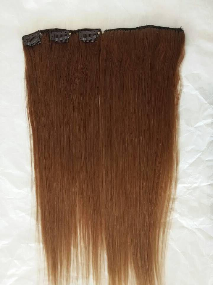 Factory Price Clip In On Hair Extension1820total 12 Clips