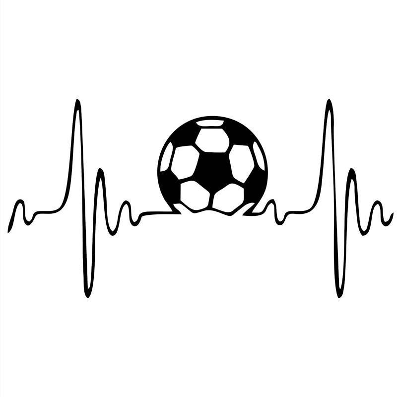 2019 Soccer Vinyl Die Cut Decal Bumper Sticker For Windows