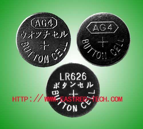 100% fresco Mercurio 400cards libres / porción GA4 LR626 SR626 377 377A reloj de la célula del botón de la batería del reloj de la moneda de la batería por tarjeta