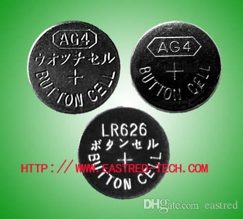 500cardsMercury free AG4 LR626 SR626 377A 1.5V Button Cell Battery Watch Battery Card