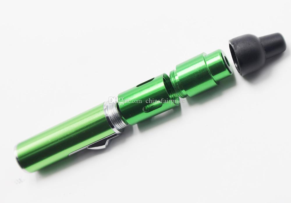Нажмите N жечь легче, ручка травяной испаритель для бонгов трубки касания пламени зажигалки со встроенным в ветрозащитность Факел Нажмите кнопку N жидкостью Vape DHL бесплатно