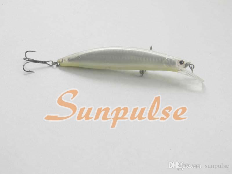13 cm / 29g Yüzer tip yem balık yemi sert plastik çin'in kanca Yem renk çeşitli