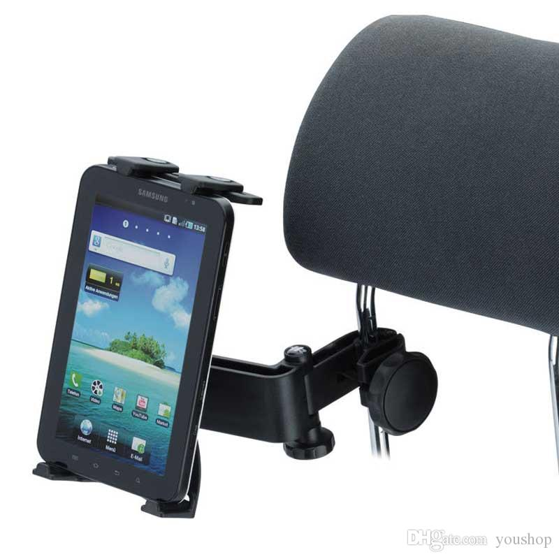 Universal Car Back Seat Headrest Mount Holder Tablet PC Stand for ipad Air 2 for Samsung Galaxy Tab 4 7.0 10.1