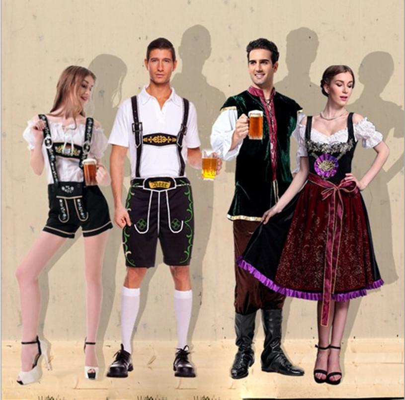 2017 Lovers Oktoberfest Costumes 4 Types Men And Women Cosplay Halloween Costume Bartender Dance Performance Clothing Hot Selling Kid Costumes Party ...  sc 1 st  DHgate.com & 2017 Lovers Oktoberfest Costumes 4 Types Men And Women Cosplay ...