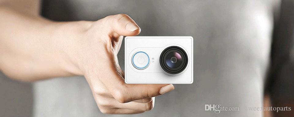 1080p ação câmera wifi 16mp 60fps para câmeras de ação de esportes de redução de ruído 3D Ambarella filmadoras