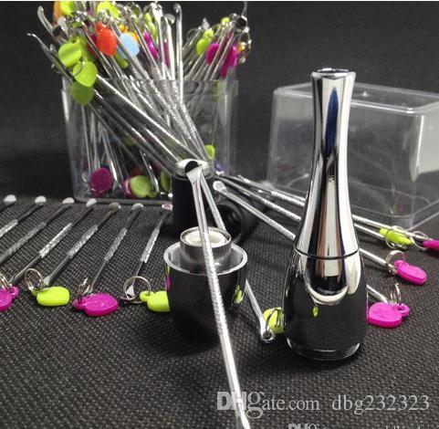 Wax Dabbers HOT SALE wax atomizer dabber stainless steel dabber tool wax tool dry herb the lowest price dab tool vs E NAIL