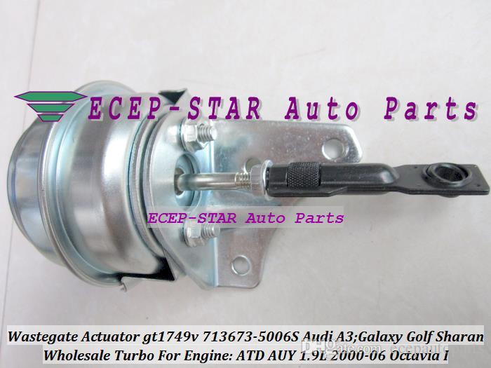 Turbo Wastegate Actuator 713673 768331 713673-0002 713673-0003 768331-0002 768329-0001 768329 713673-0004 713673-0005 713673-0006 454232