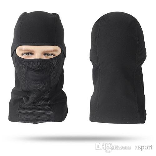 b2c0fb1affd Full Face Mask Cycling Hat Masks Winter Warm Hat Windproof ...