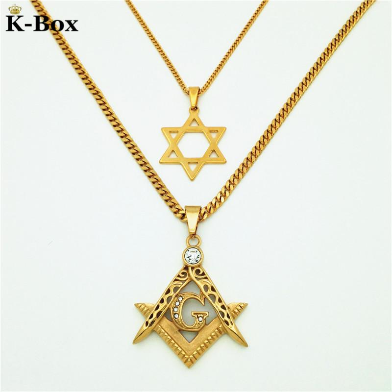 Wholesale couples necklace set masonic illuminati symbol free mason wholesale couples necklace set masonic illuminati symbol free mason and star of david hip hop pendant with 24 275 combo necklace silver jewellery online aloadofball Gallery
