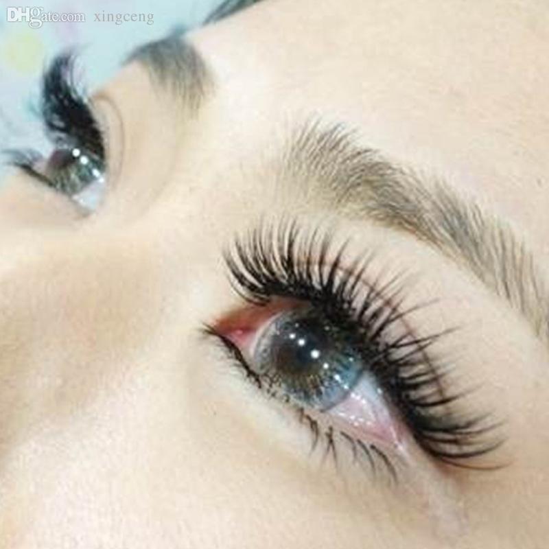 Wholesale Eyelashes Individual False Eyelashes Natural Long Eyelash