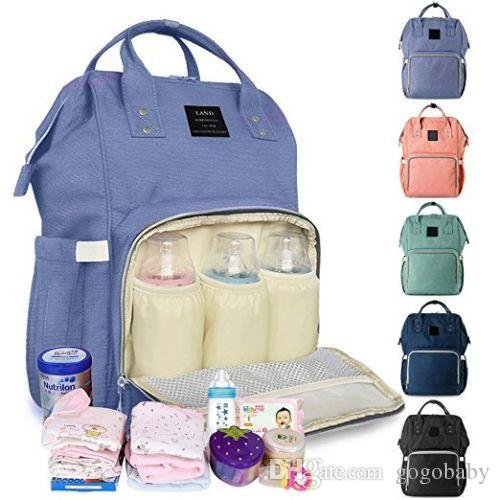 fe810bb13d3a Diaper Bag Multi-Function Waterproof Travel Backpack Nappy Bags for Baby  Care Large Capacity Stylish and Durable B212