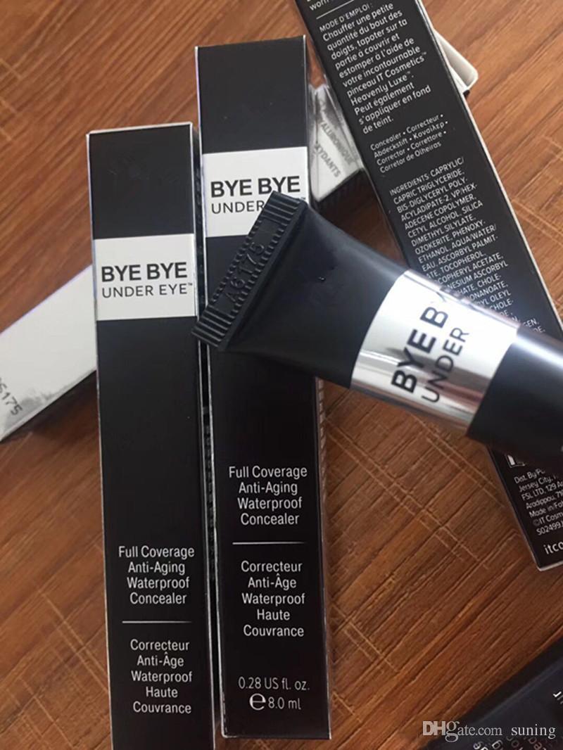 NOUVELLE Arrivée Maquillage BB crème Eye Concealer Longwear Nourrissant Imperméable Fondation BB crème Livraison Gratuite