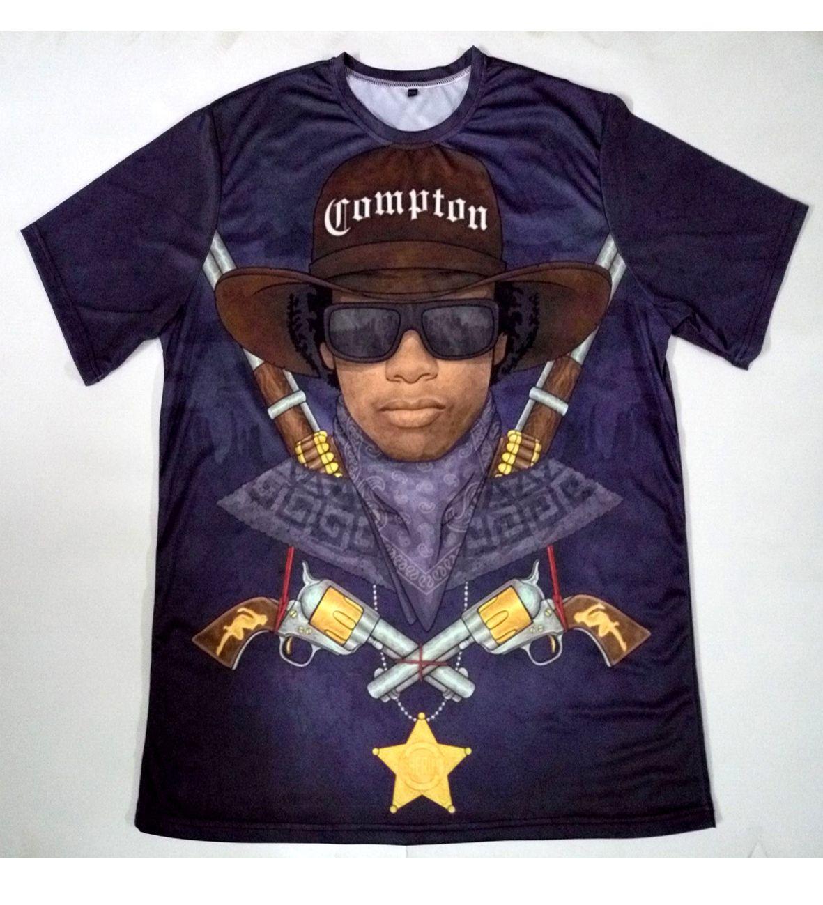 a2e2d6ae3 Real USA Size Custom Made Native Eazy E Fashion 3D Sublimation Print T Shirt  Custom T Shirts T Shirt Printing From Onlyforfashion, $15.54| DHgate.Com