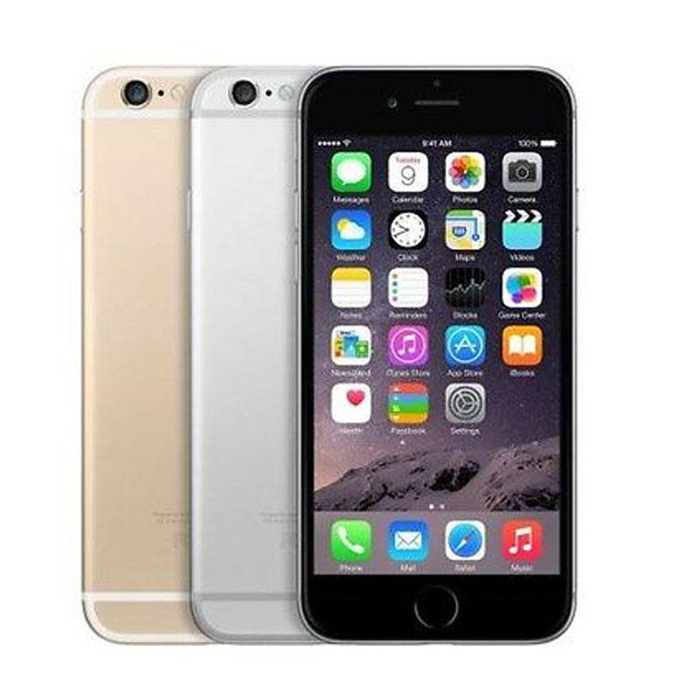 Refurbished Unlocked Original Apple iPhone 6 Plus Iphone 6 16GB 64GB 128GB 5.5 Screen IOS 8 3G WCDMA 4G LTE 8MP Camera Mobile Phone
