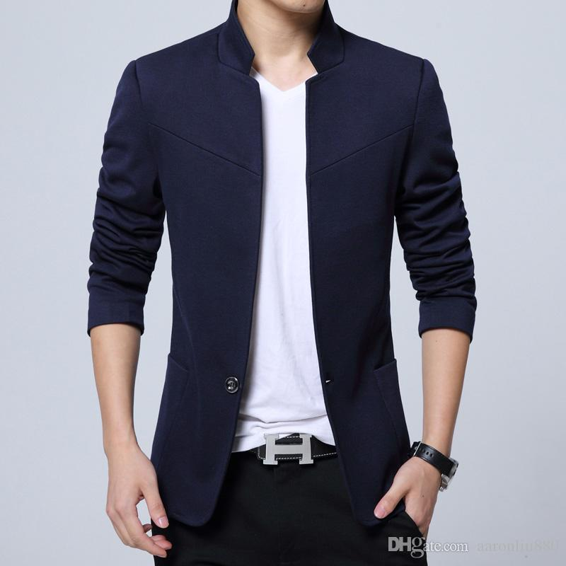 Mens Jackets Outerwear Clearance Fashion Casual Lightweight Cotton Big And Tall 5XLMen Sport Jackets And Slim Blazers