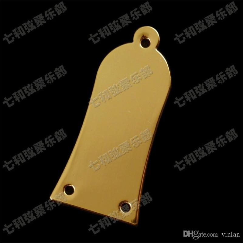 Electric Bass Guitar 3 hole Metal Truss Rod Cover Plate Chrome Black Golden For Choose guitar parts accessories