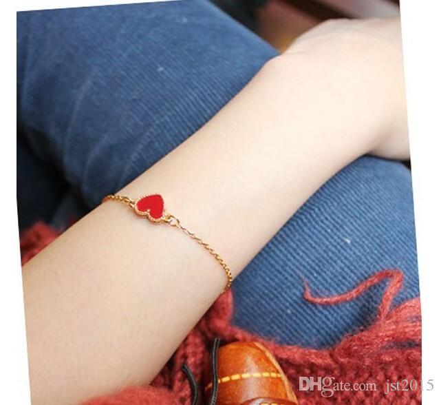 Officiel Hommes Bijoux 8 Infinity Coeur Bracelet Pour Femmes Bijoux Accessoires Grossistes Bracelets Bijoux
