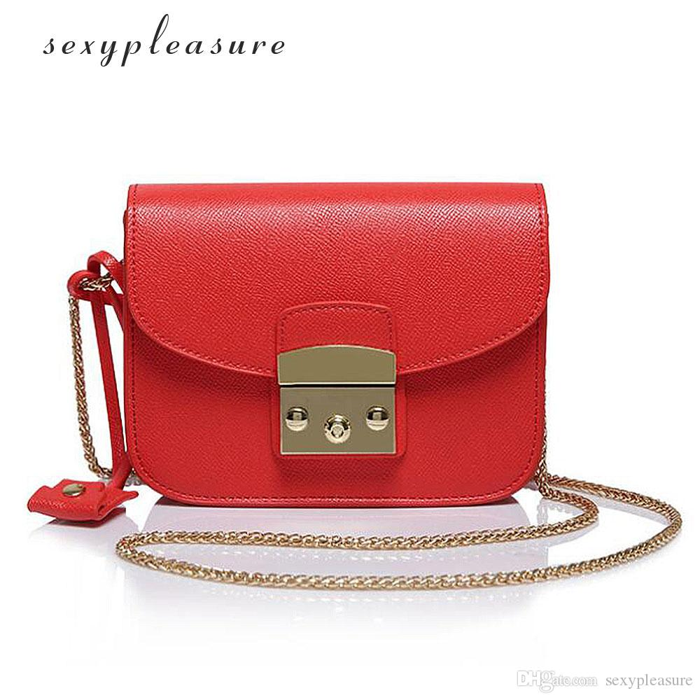Women bag Mini Metropolis Bag Ladies Genuine Leather Women Messenger Bags Handbags Women Famous Brands Small Crossbody Bags With Logo
