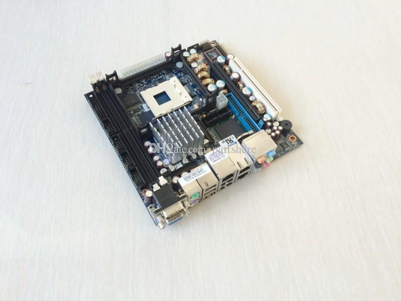 Kontron 986LCD-M / MITX Industrie-Motherboard-CPU-Karte getestet Funktioniert perfekt 1 Jahr Garantie DHL geben Verschiffen frei