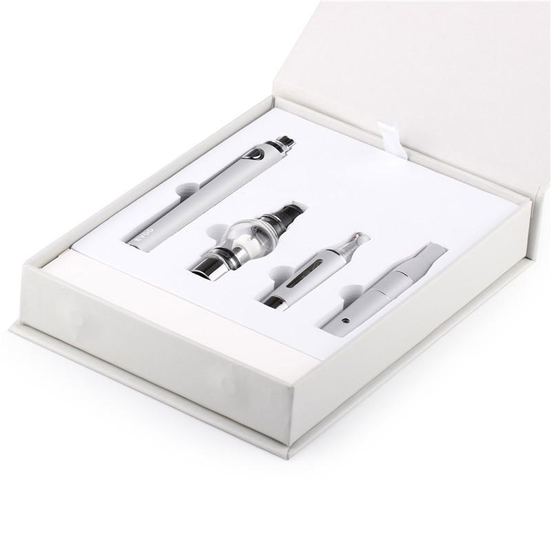 Sigaretta elettronica Magic 3 in 1 con vaporizzatore a cera Ago g5 MT3 Glass Globle EVOD penna vaporizzatore erbe secche e starter kit